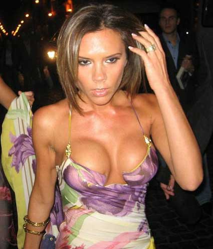 Victoria Beckham, Restoration Body Shape Strict Diet-4
