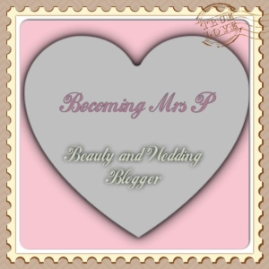 Becoming Mrs P ad box